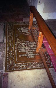 Sir Arthur Sullivan's tomb