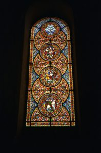 Stained glass at Canterbury 3