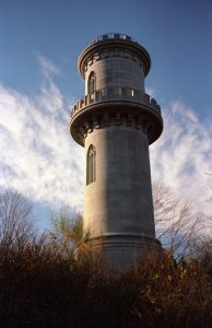 Mt. Auburn Cemetery tower