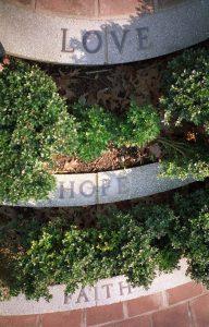 Mt. Vernon slave memorial