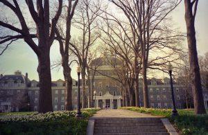Parrish Hall, Swarthmore