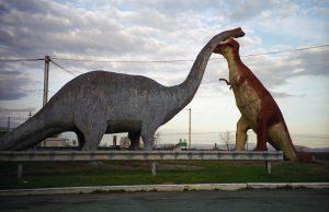 Dinosaurs in VA